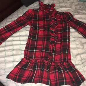 Raulph Lauren Girls Dress Sz 6